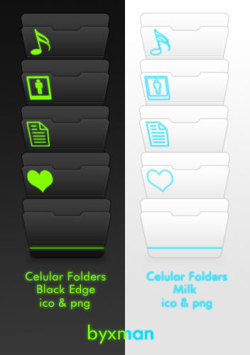Celular Folders by neo014