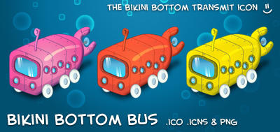 Bikini Bottom Bus