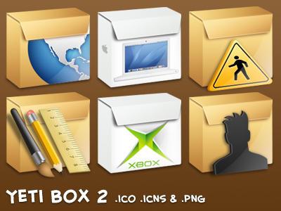 Yeti Box 2 by neo014