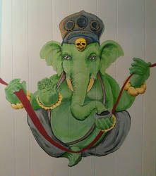 Ganesh2 by sm00ps