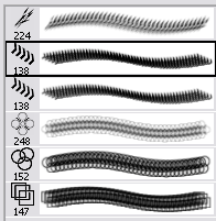 Jtaa's Vector Brushes by Jtaa
