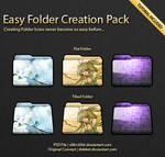 Easy Folder Creation Pack