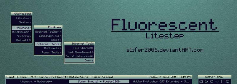 Fluorescent for Litestep