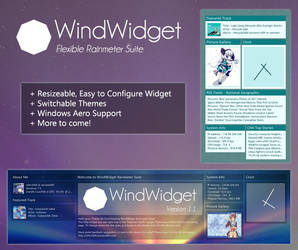 WindWidget - Version 1.1
