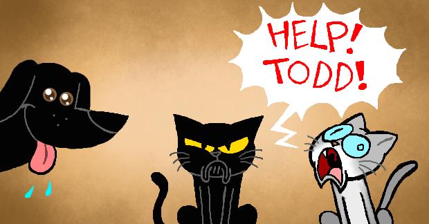 Talking Kitty Cat  No Kitty Food