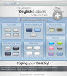 Stylish Labels 2 for AveDesk