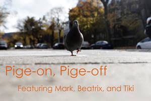 NCH | Pige-on, Pige-off (Mark / Beatrix / Tiki)