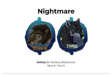 Nightmare (Murk / Trice) - SVA