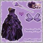 Dreaming of purple