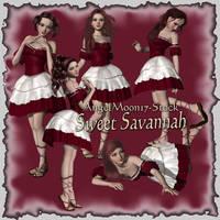 Sweet Savannah by AngelMoon17