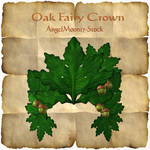 Oak Fairy Crown