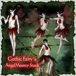 Gothhic Fairy's