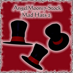Mad Hats 2 by AngelMoon17