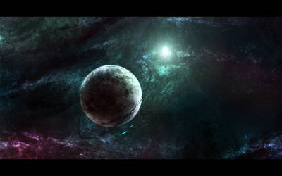 Exodus - Wallpaper by Artush
