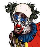 Zombie Party Clown WIP