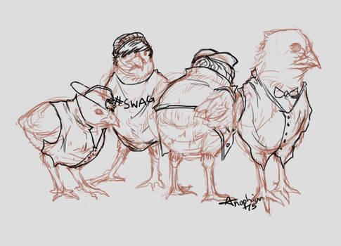 Chicken Gang