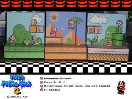 Super Mario Bros. 3 Diorama