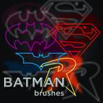 14 Batman Brushes