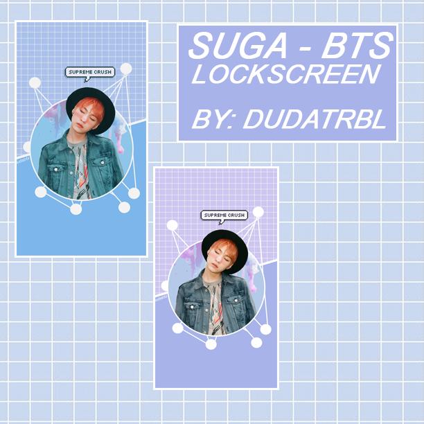 Suga - Bts Wallpaper by dudatrbl