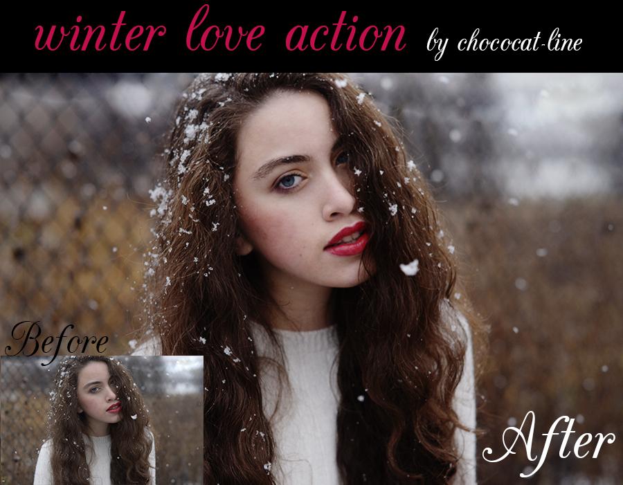 Winter Love Action