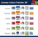 Gnome-Colors Patcher XP