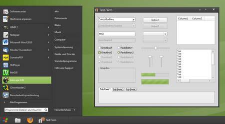 Shiki-Colors VS for Windows 7