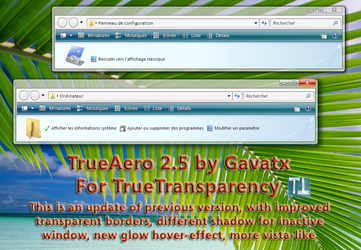 TrueAero 2.5