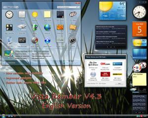 Vista Rainbar V4