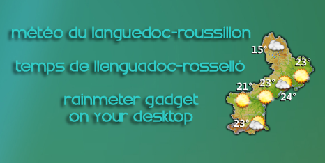 Meteo Languedoc Roussillon by Gavatx