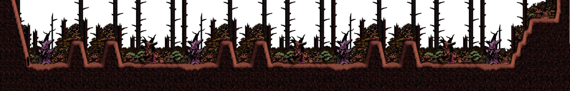 Squitter bonus woods