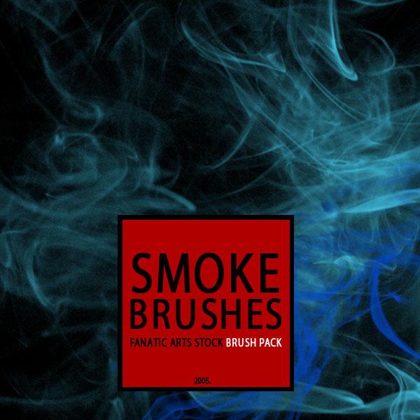 fa 0499 SMOKE BRUSHES