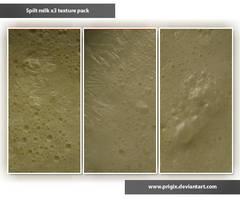 spilt milk texture pack by prigix