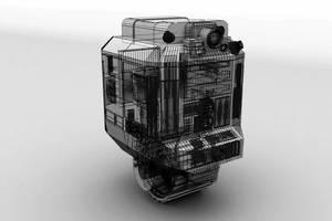 S19 Astromech Droid Turnaround
