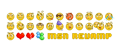 Msn Emotes Pack by elicoronel16