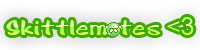 Skittlemotes Pack by elicoronel16