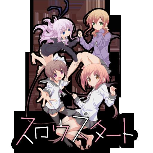 """Képtalálat a következőre: """"Slow Start ico anime"""""""