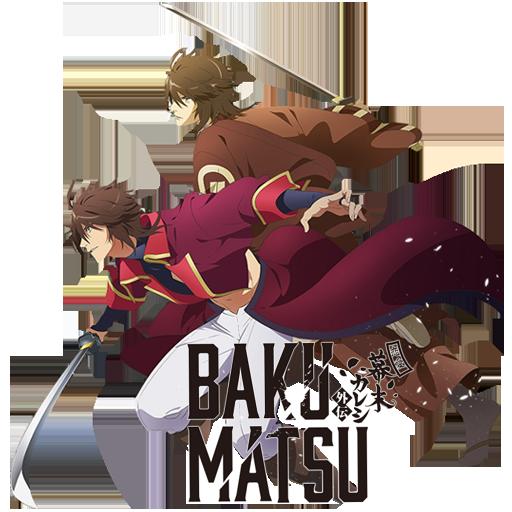 BAKUMATSU v1 Icon by Edgina36