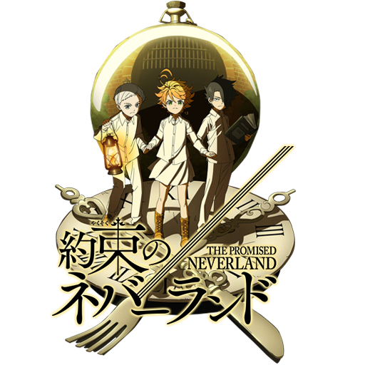 The Promised Neverland Icon by Edgina36