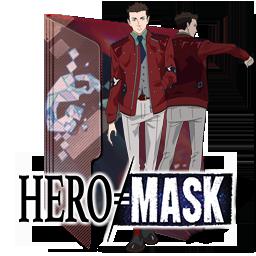 Hero Mask Folder Icon By Edgina36 On Deviantart