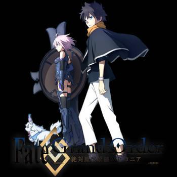 Fate/Grand Order: Zettai Majuu Sensen Babylonia by Edgina36