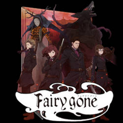 Fairy Gone Folder Icon by Edgina36