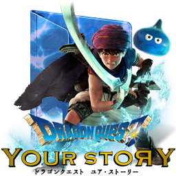 Dragon Quest Your Story Folder Icon By Edgina36 On Deviantart