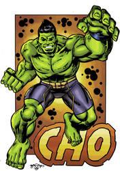 cho hulk by sebastianhaze