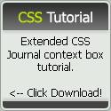 CSS Tutorial :: Contex Box