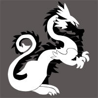 Chinese Dragon by ramen-yum