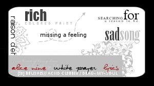 WHITE PRAYER LYRIC +  BRUSHES by drag-my-soul