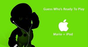 Mario iPod