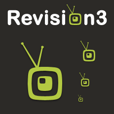 Revision3 TV by HitechLoon