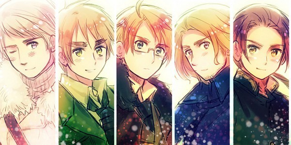Unknown Country - Hetalia x Reader Ch 4 by ana-santos1994 on