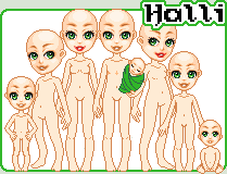 Halli Base - Extended Cut by porcelian-doll